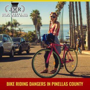 Bike Riding Dangers in Pinellas County