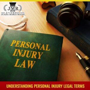 Understanding Personal Injury Legal Terms