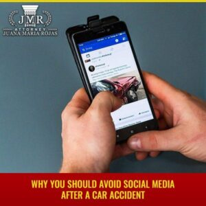 Why You Should Avoid Social Media After a Car Accident