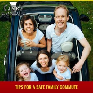 Tips For A Safe Family Commute