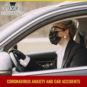 Coronavirus Anxiety And Car Accidents