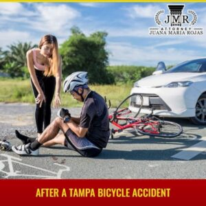 After A Tampa Bicycle Accident