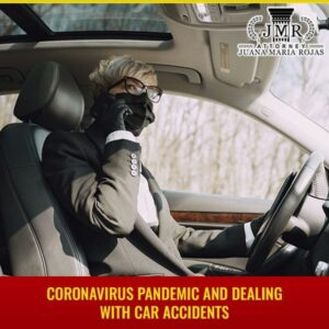 Coronavirus Pandemic And Dealing With Car Accidents