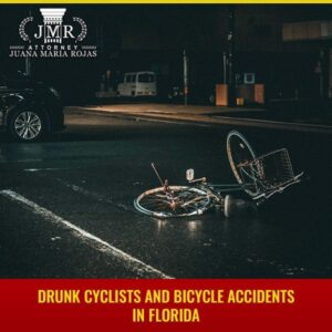 Drunk Cyclists And Bicycle Accidents In Florida