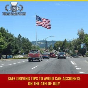 Safe Driving Tips To Avoid Car Accidents On The 4th Of July