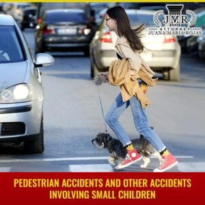 Pedestrian Accidents And Other Accidents Involving Small Children