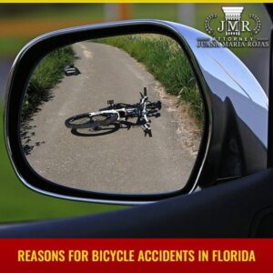 Reasons For Bicycle Accidents In Florida