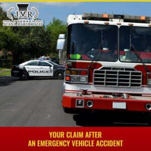 Your Claim After An Emergency Vehicle Accident