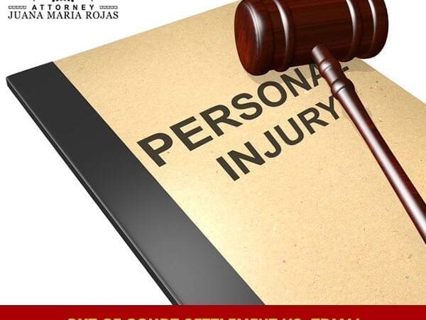 Out Of Court Settlement VS. Trial! Personal Injury Lawsuit In Florida!