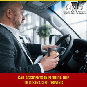 Car Accidents In Florida Due To Distracted Driving