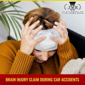 Brain Injury Claim During Car Accidents