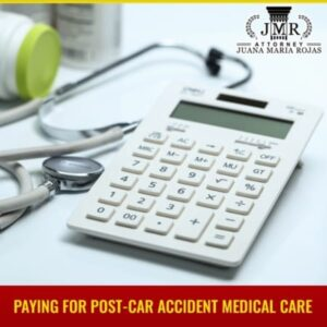 Paying For Post-Car Accident Medical Care