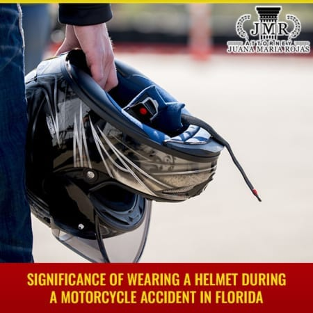 Significance Of Wearing A Helmet During A Motorcycle Accident In Florida