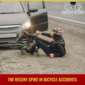 The Recent Spike In Bicycle Accidents