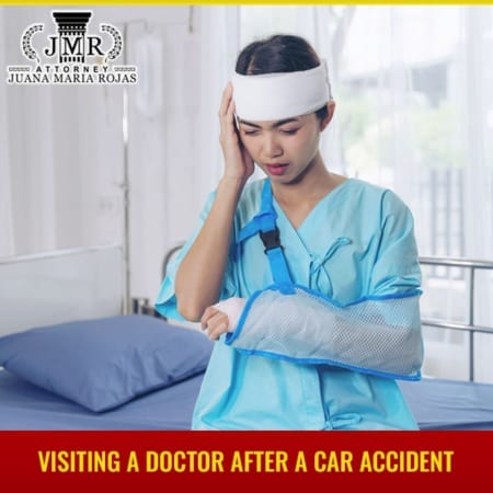 Visiting A Doctor After A Car Accident