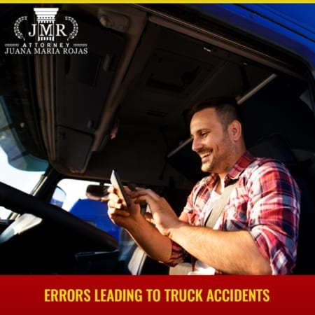 Errors Leading To Truck Accidents