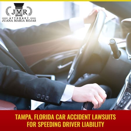 Tampa, Florida Car Accident Lawsuits For Speeding Driver Liability