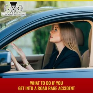 What To Do If You Get Into A Road Rage Accident